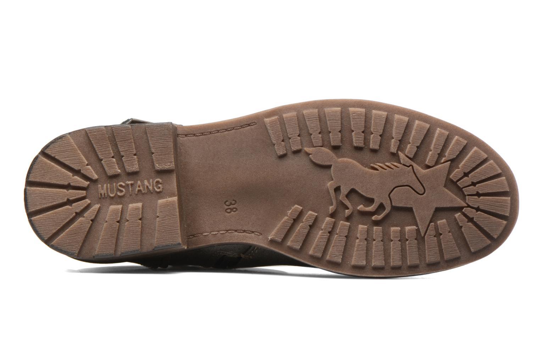 Bottines et boots Mustang shoes Ellogua Gris vue haut