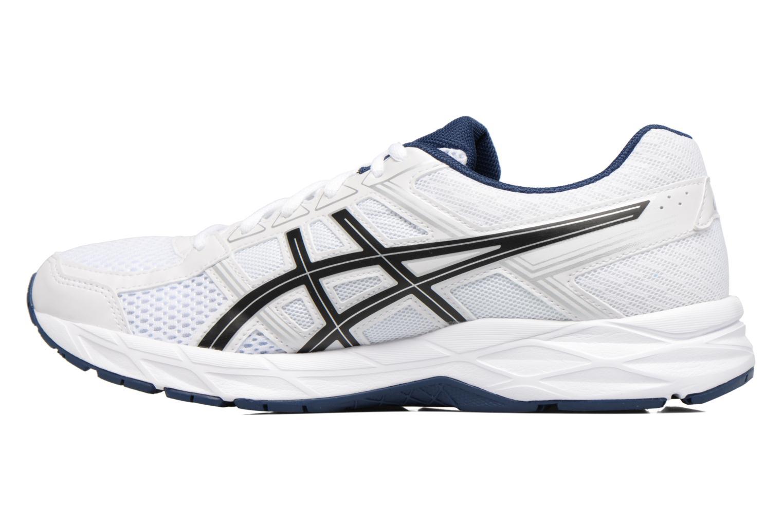 Chaussures de sport Asics Gel-Contend 4 Blanc vue face