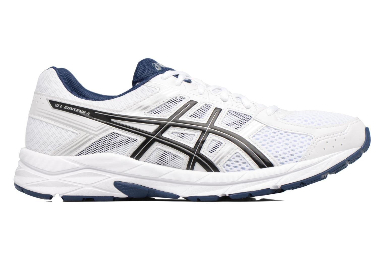 Chaussures de sport Asics Gel-Contend 4 Blanc vue derrière