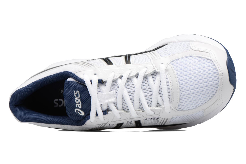 Chaussures de sport Asics Gel-Contend 4 Blanc vue gauche