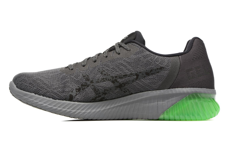Chaussures de sport Asics Gel-Kenun Gris vue face