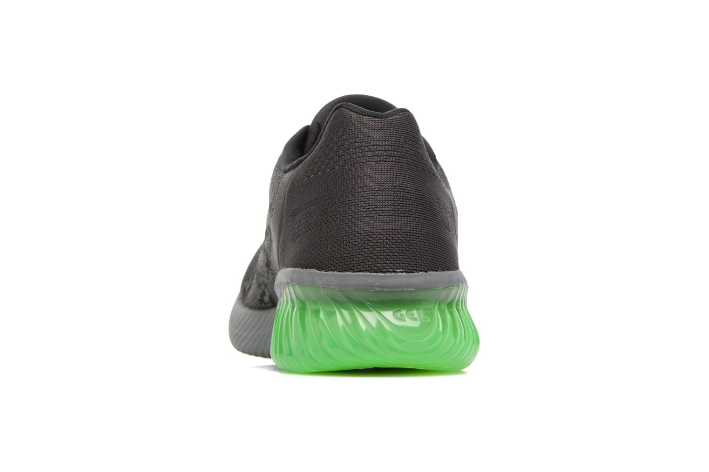 Gel-Kenun Dark Grey/Black/Green Gecko
