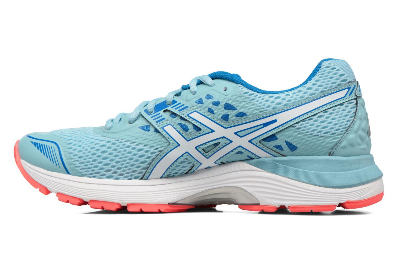Chaussures de sport Asics Gel-Pulse 9 W Bleu vue droite