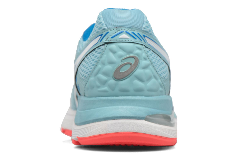 Chaussures de sport Asics Gel-Pulse 9 W Bleu vue derrière
