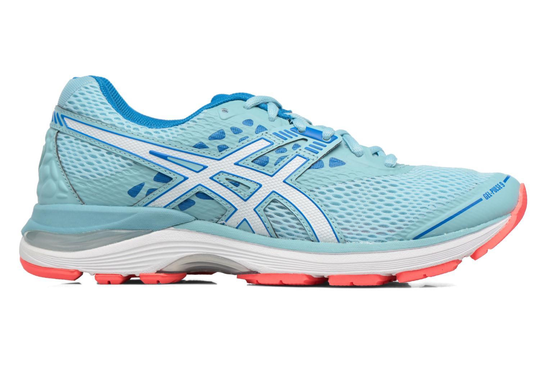 Chaussures de sport Asics Gel-Pulse 9 W Bleu vue gauche