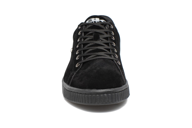 Baskets British Knights Duke Noir vue portées chaussures