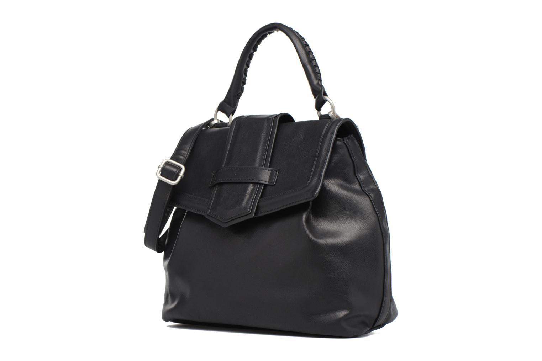 Sacs à main Pepe jeans KARAN Handbag Noir vue portées chaussures