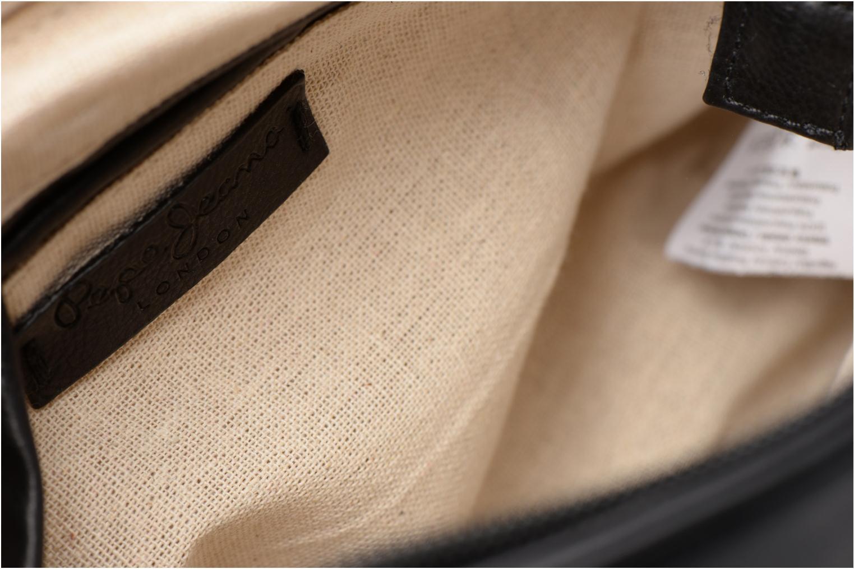 Sacs à main Pepe jeans KARAN Handbag Noir vue derrière