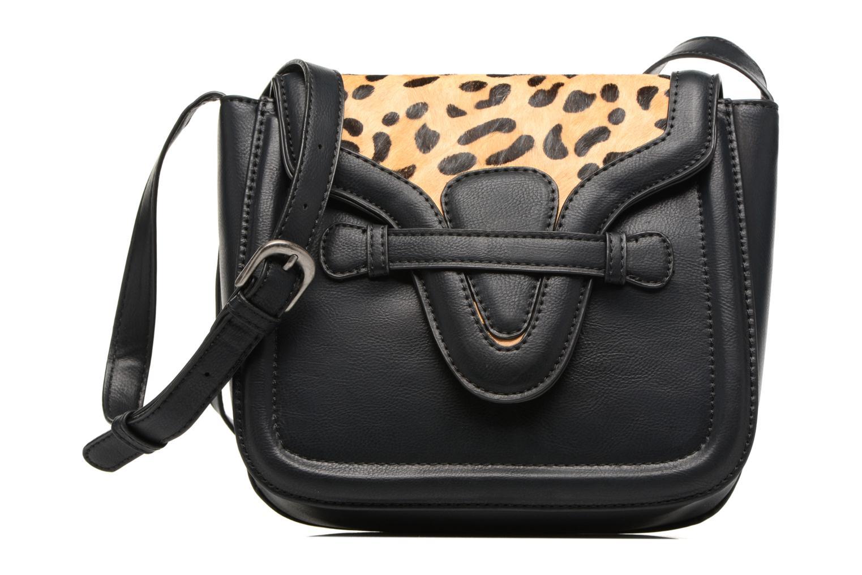 Sacs à main Pepe jeans TATY Crossbody Suede leather bag Noir vue détail/paire
