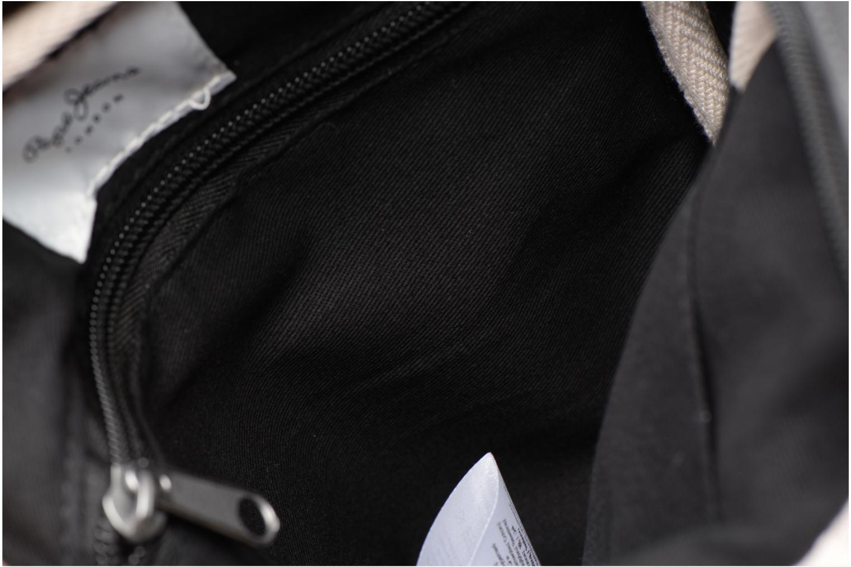 CORCK Bag Washed black