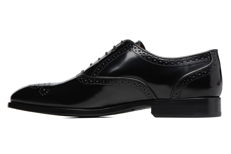 Chaussures à lacets Paul Smith Gilbert Noir vue face