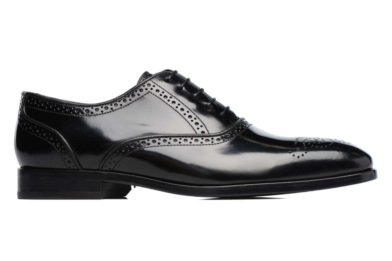 Chaussures à lacets Paul Smith Gilbert Noir vue derrière
