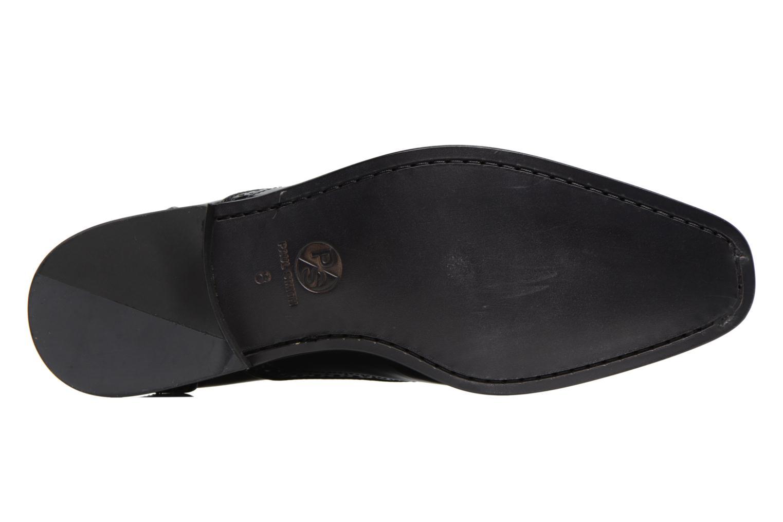 Chaussures à lacets Paul Smith Gilbert Noir vue haut