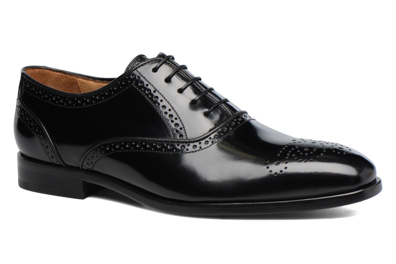 Chaussures à lacets Paul Smith Gilbert Noir vue détail/paire
