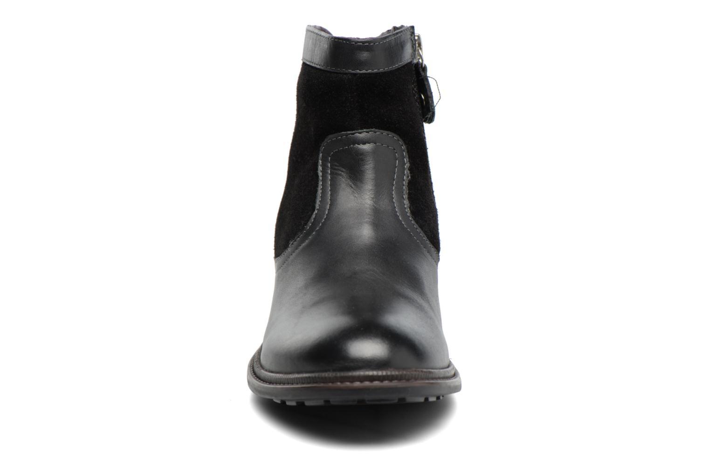 Bottines et boots Gioseppo Cleveland Noir vue portées chaussures