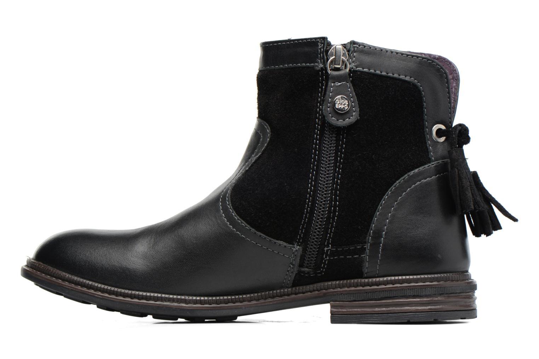 Bottines et boots Gioseppo Cleveland Noir vue face