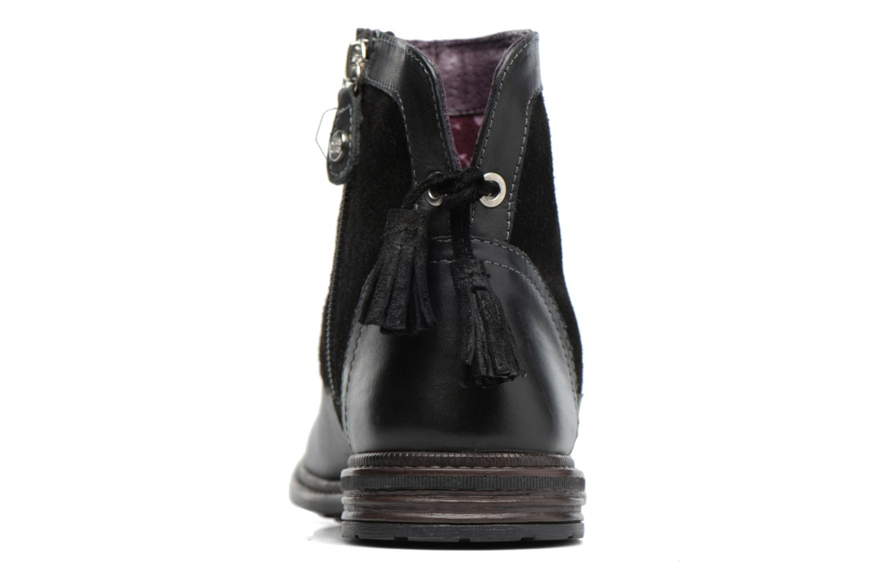 Bottines et boots Gioseppo Cleveland Noir vue droite