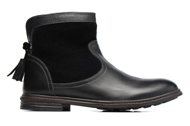Bottines et boots Gioseppo Cleveland Noir vue derrière