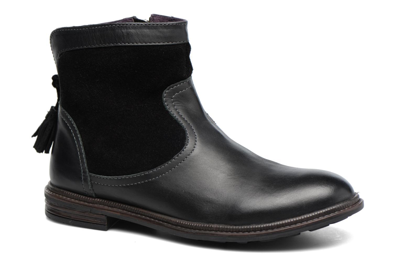 Bottines et boots Gioseppo Cleveland Noir vue détail/paire