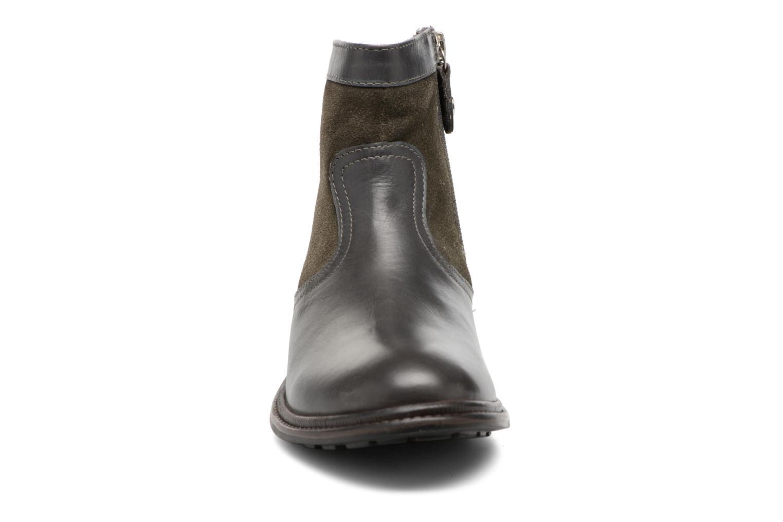 Bottines et boots Gioseppo Cleveland Gris vue portées chaussures