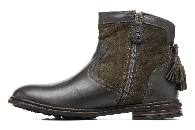 Bottines et boots Gioseppo Cleveland Gris vue face