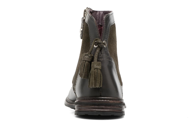 Bottines et boots Gioseppo Cleveland Gris vue droite