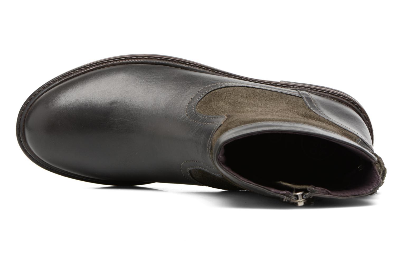 Bottines et boots Gioseppo Cleveland Gris vue gauche