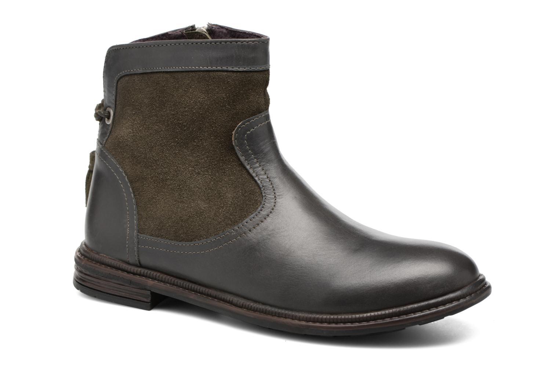 Bottines et boots Gioseppo Cleveland Gris vue détail/paire