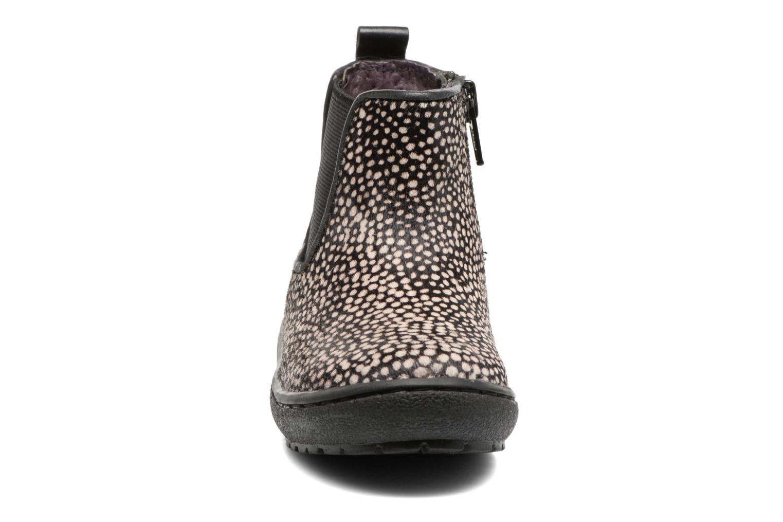 Bottines et boots Gioseppo Eaton Noir vue portées chaussures
