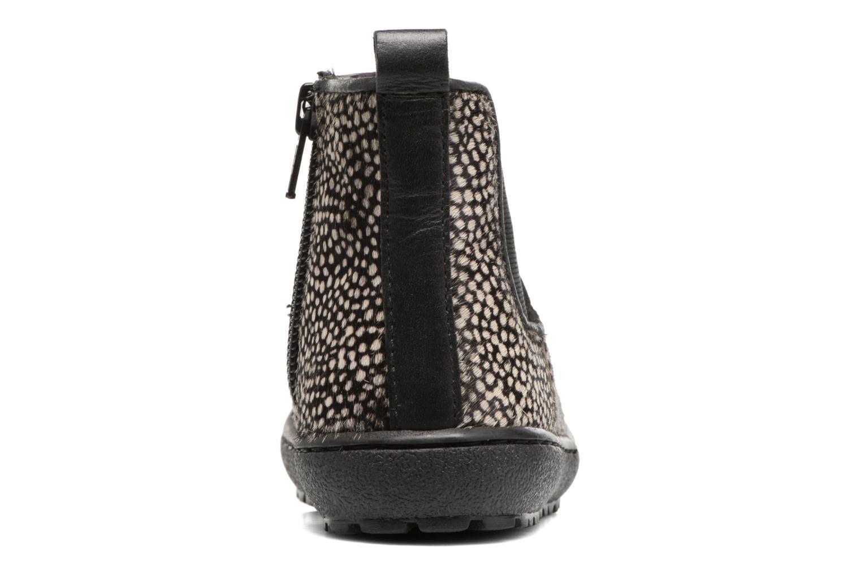 Bottines et boots Gioseppo Eaton Noir vue droite
