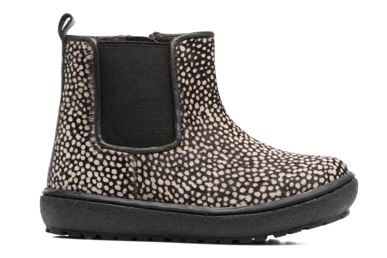 Bottines et boots Gioseppo Eaton Noir vue derrière