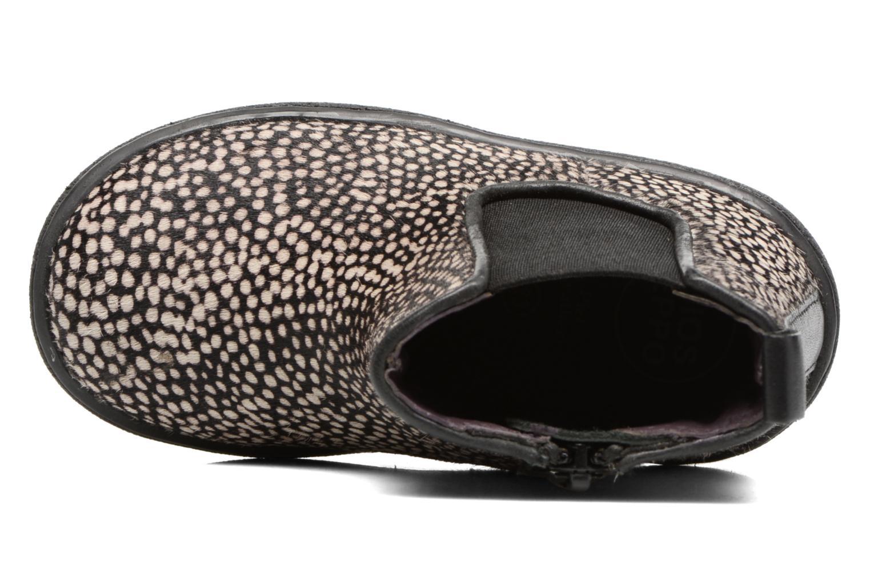 Bottines et boots Gioseppo Eaton Noir vue gauche