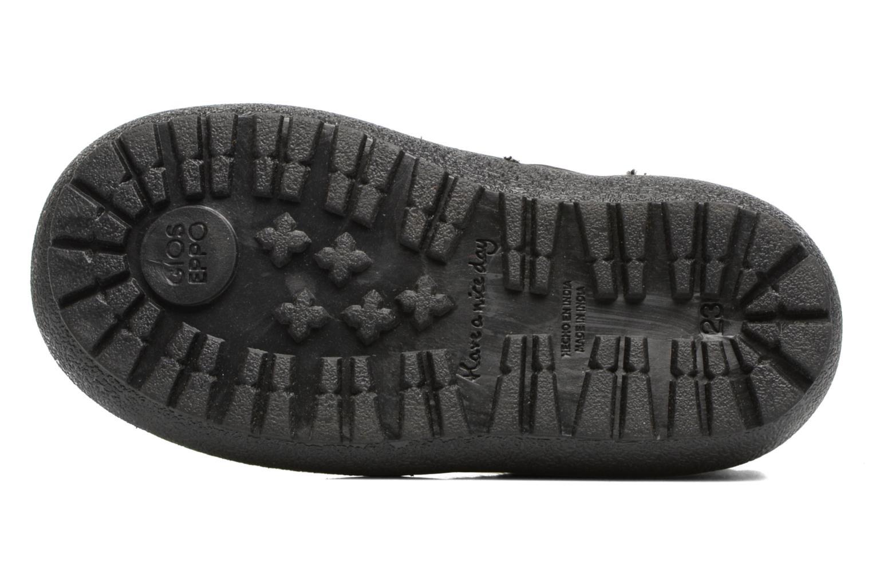 Bottines et boots Gioseppo Eaton Noir vue haut