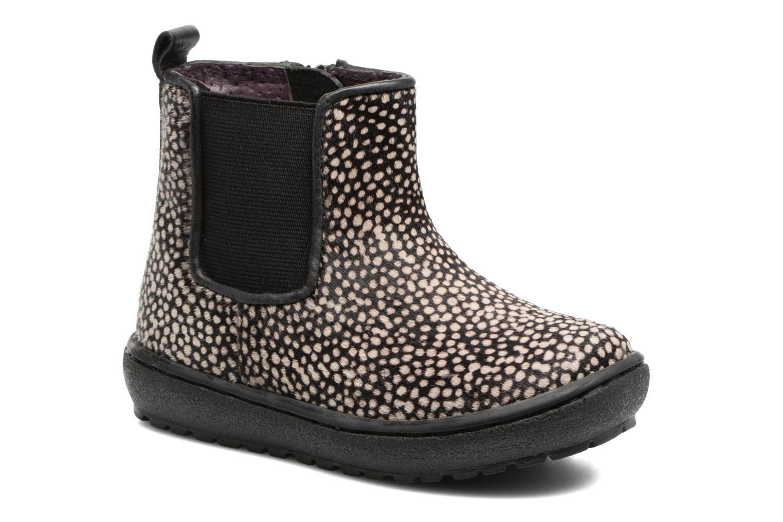 Bottines et boots Gioseppo Eaton Noir vue détail/paire