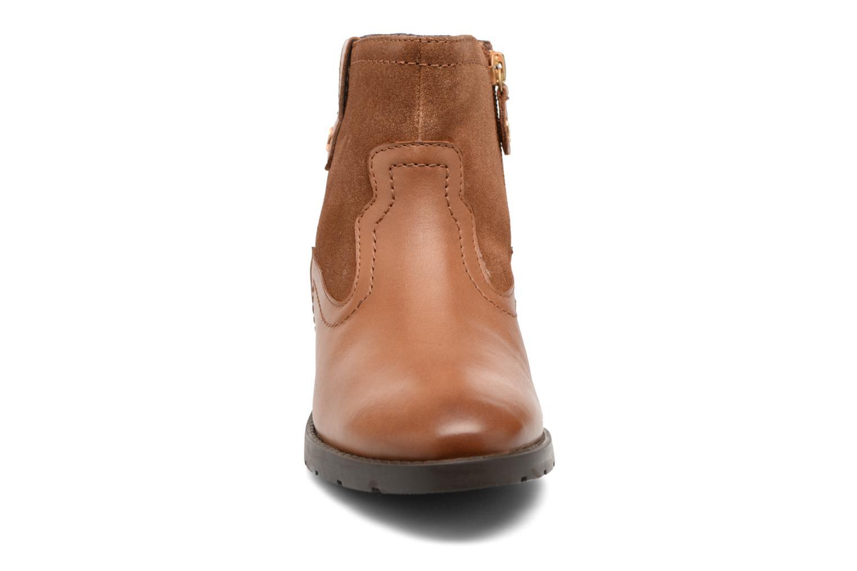 Bottines et boots Gioseppo Haro Marron vue portées chaussures