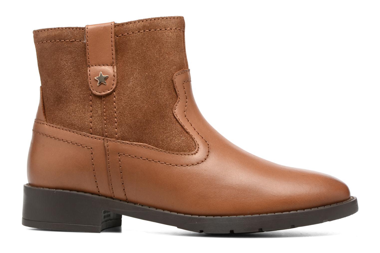Bottines et boots Gioseppo Haro Marron vue derrière