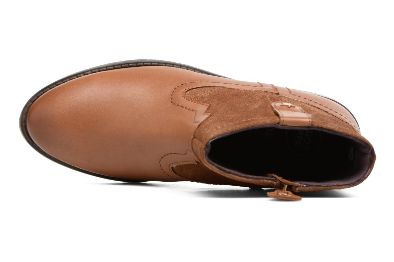 Bottines et boots Gioseppo Haro Marron vue gauche
