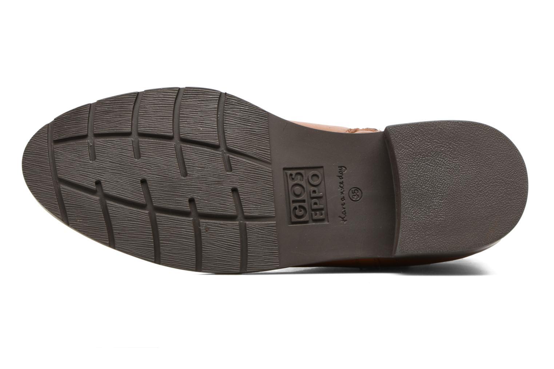 Bottines et boots Gioseppo Haro Marron vue haut