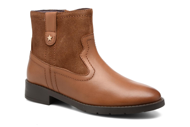 Bottines et boots Gioseppo Haro Marron vue détail/paire