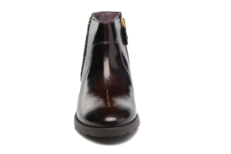 Bottines et boots Gioseppo Lusio Marron vue portées chaussures