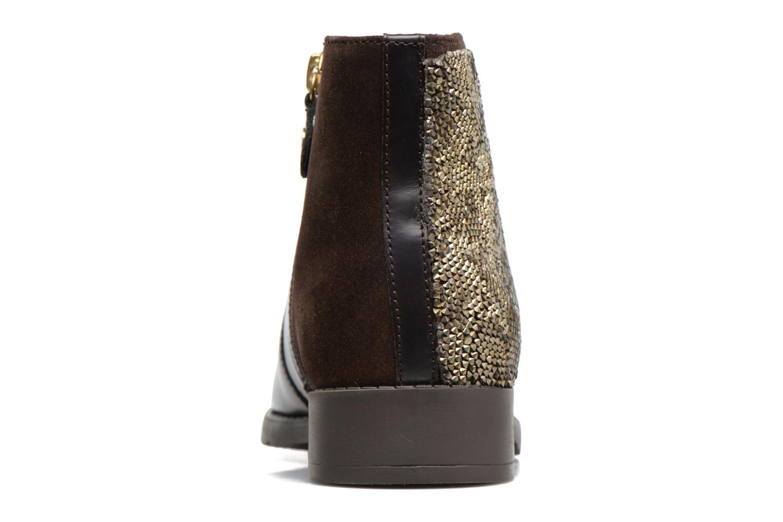 Bottines et boots Gioseppo Lusio Marron vue droite
