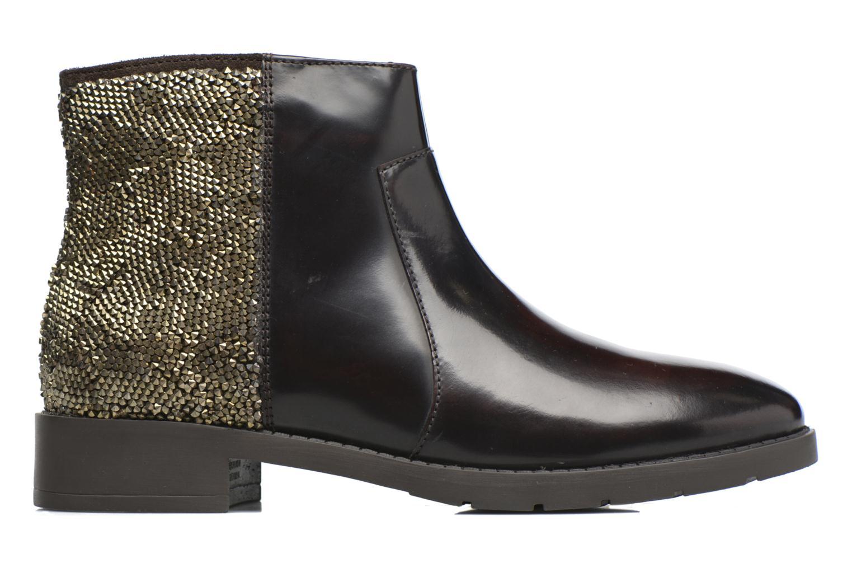 Bottines et boots Gioseppo Lusio Marron vue derrière