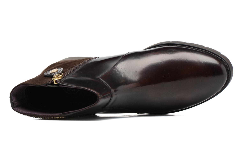 Bottines et boots Gioseppo Lusio Marron vue gauche