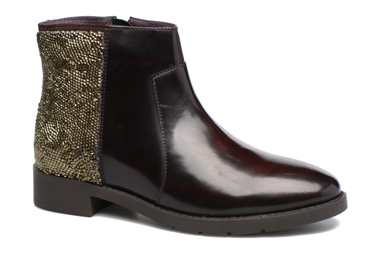 Bottines et boots Gioseppo Lusio Marron vue détail/paire