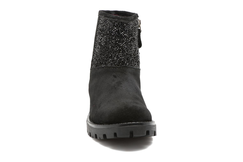 Bottines et boots Gioseppo Misana Noir vue portées chaussures