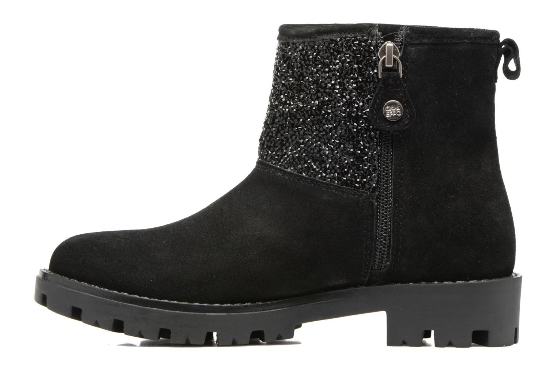 Bottines et boots Gioseppo Misana Noir vue face