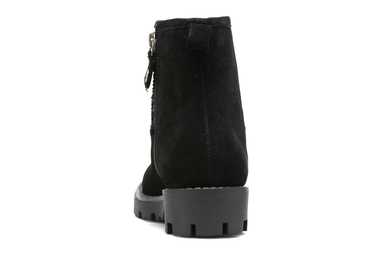 Bottines et boots Gioseppo Misana Noir vue droite