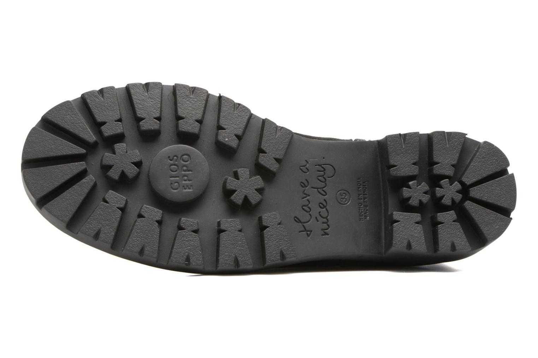 Bottines et boots Gioseppo Misana Noir vue haut