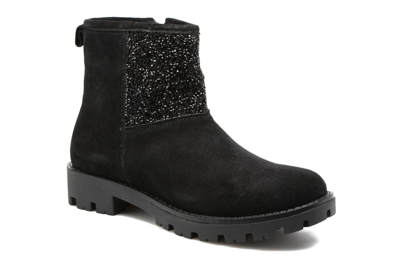Bottines et boots Gioseppo Misana Noir vue détail/paire