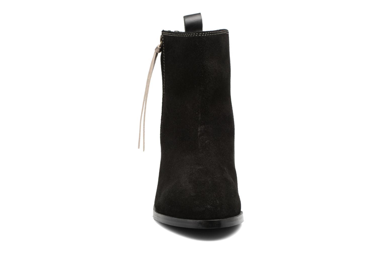 Bottines et boots Gioseppo Bienville Noir vue portées chaussures